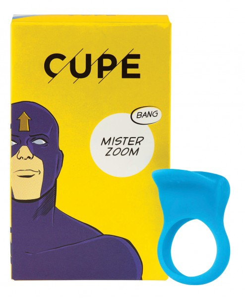 CUPE Mister Zoom - Big Blue