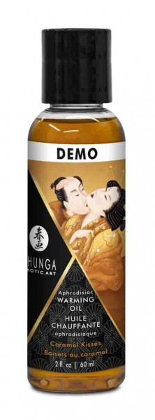 SHUNGA Intimate Kisses Öl Caramel Kisses 60ml TESTER