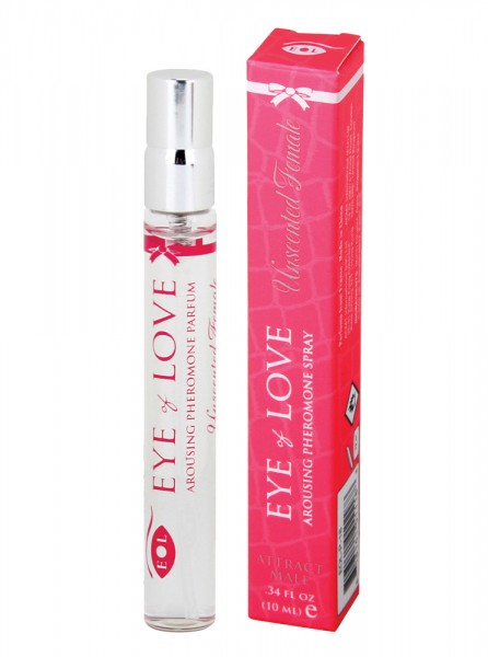 EYE OF LOVE Pheromon-Parfum - Unscented Female 10ml