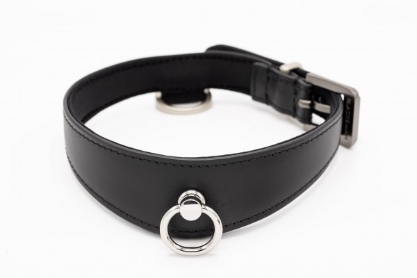 BLACK SWAN DESIGNZ - Collar Black Passion - M